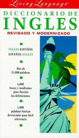 9780517590478: Living English For Spanish Speakers, Revised: The Complete Living Language Course (Dictionary)