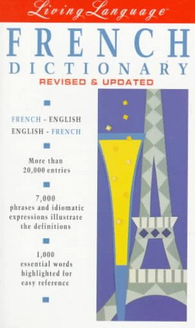 Living French, Revised (dictionary) (Living Language): Lazar, Liliane