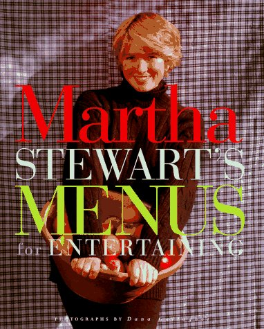 9780517590997: Martha Stewart's Menus for Entertaining