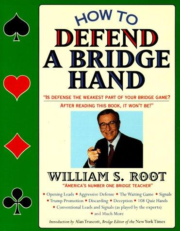 9780517591604: How to Defend a Bridge Hand