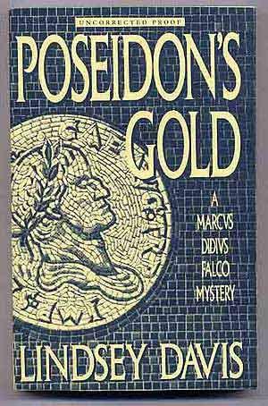 9780517592410: Poseidon's Gold: A Marcus Didius Falco Mystery