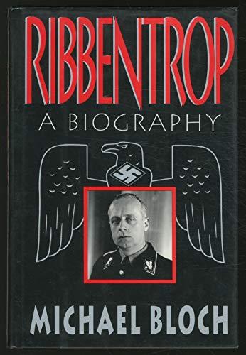 9780517593103: Ribbentrop: A Biography