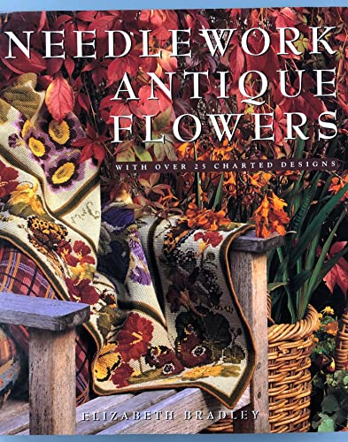 9780517593714: Needlework Antique Flowers
