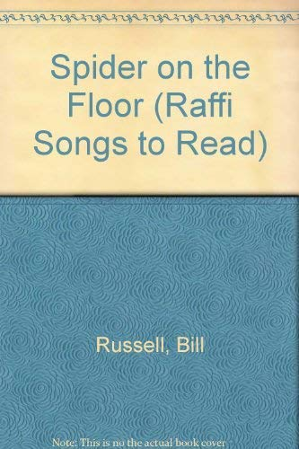 9780517594643: Spider on the Floor (Raffi Songs to Read)
