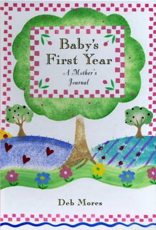 9780517595930: Baby's First Year: A Mother's Journal