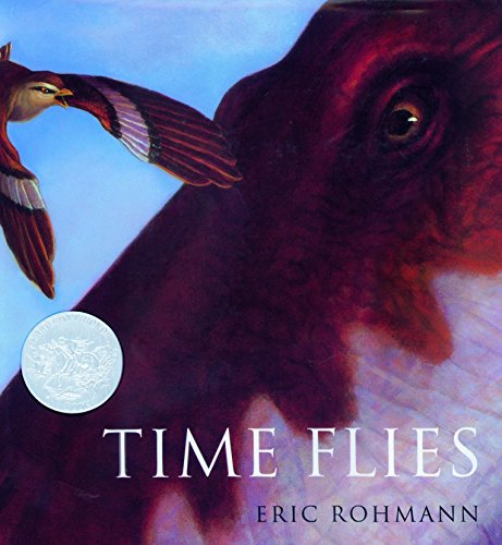 9780517595985: Time Flies (Caldecott Honor Book)
