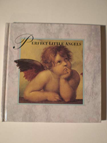 Perfect Little Angels: Divine Messengers in Miniature and 10 Notecards with Envelopes: Ebury Press