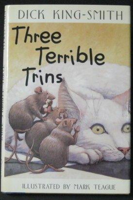 9780517598283: Three Terrible Trins: (ALA Notable Children's Book)