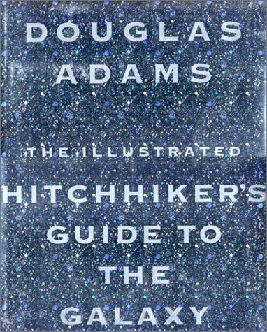 9780517599242: The Illustrated Hitchhiker's Guide to the Galaxy