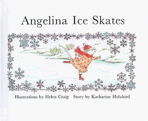 9780517599822: Angelina Ice Skates (Angelina Ballerina)