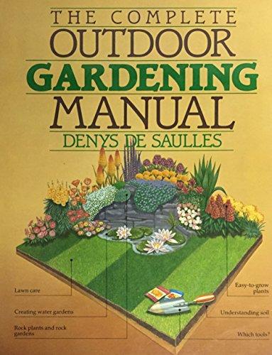 9780517603437: Complete Outdoor Gardening Manual