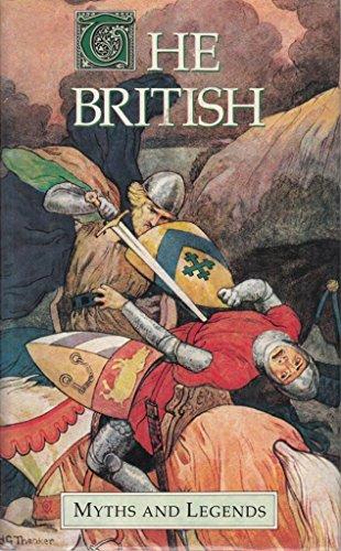 9780517604410: British: Myths & Legends Se (Myths and Legends Series)
