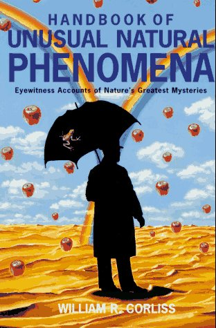 9780517605233: Handbook of Unusual Natural Phenomena