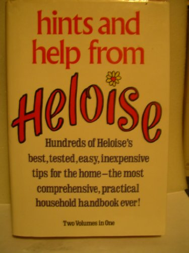 Hints & Help from Heloise (0517605244) by Heloise