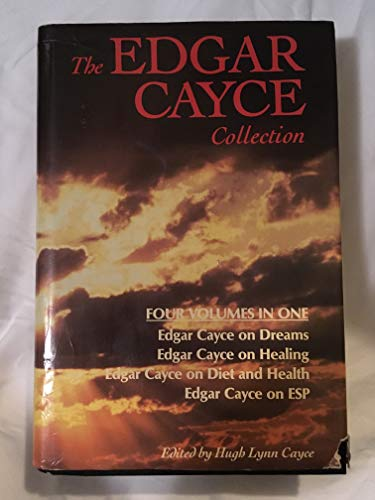 Edgar Cayce Collection: 4 Volumes in 1 (0517606682) by Edgar Cayce