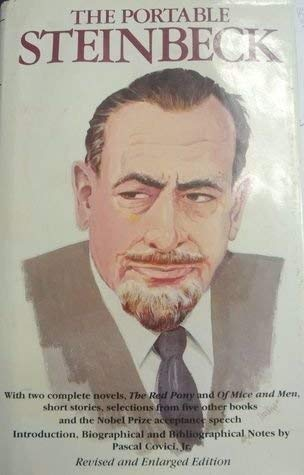Portable Steinbeck: Steinbeck, John; Covici