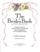 9780517611968: Brides Book & Gift Registry