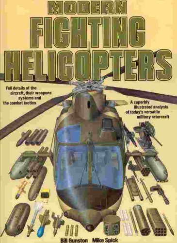 9780517613498: Modern Fighting Helicopters
