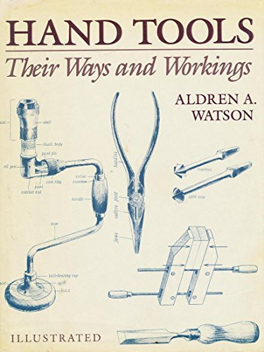 9780517615362: Hand Tools: Their Ways and Workings