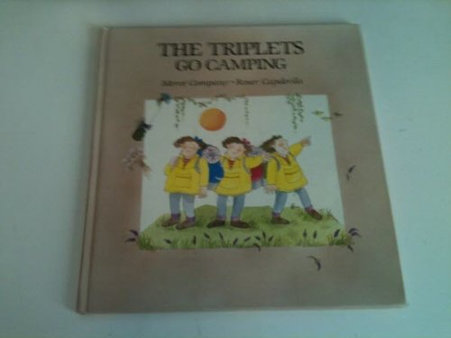 9780517616673: Triplets Go Camping: Triplets Series