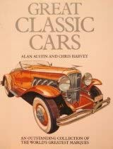 9780517616710: Great Classic Cars