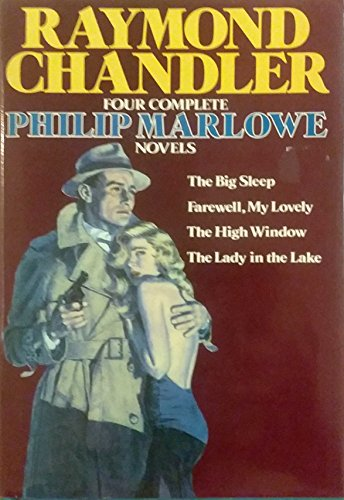 9780517618110: Four Complete Philip Marlowe Novels: The Big Sleep / Farewell, My Lovely / The High Window / The Lady in the Lake