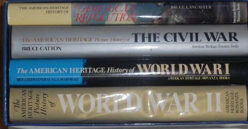 American Heritage Chronicles of the Great Wars: American Heritage/Bonanza Books