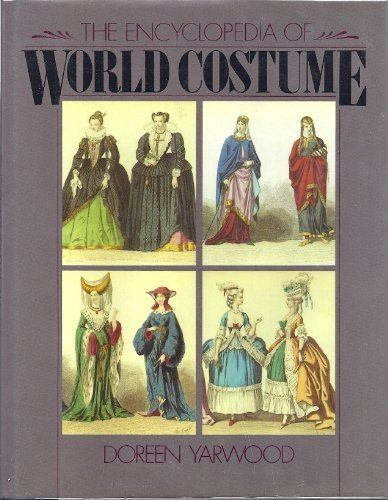 9780517619438: The Encyclopedia of World Costume