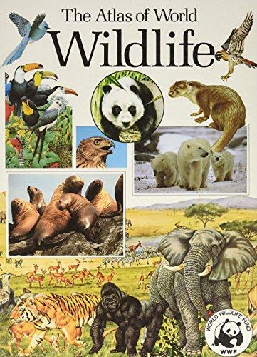 9780517623671: Atlas Of World Wildlife