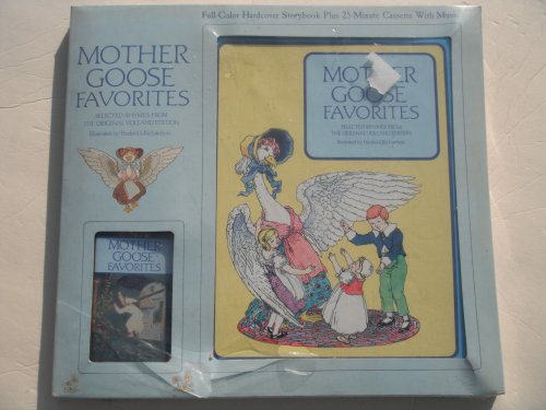 Mother Goose Favorites: Bx Bk &: Rh Value Publishing