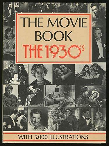 9780517626030: Movie Book: The 1930's