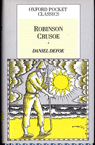 9780517626320: The Life and Adventures of Robinson Crusoe (Oxford Pocket Classics)