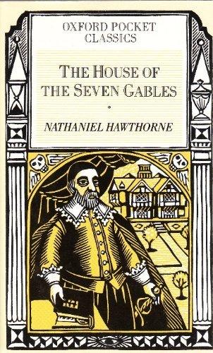 House Of The Seven Gables (Oxford Pocket: Rh Value Publishing