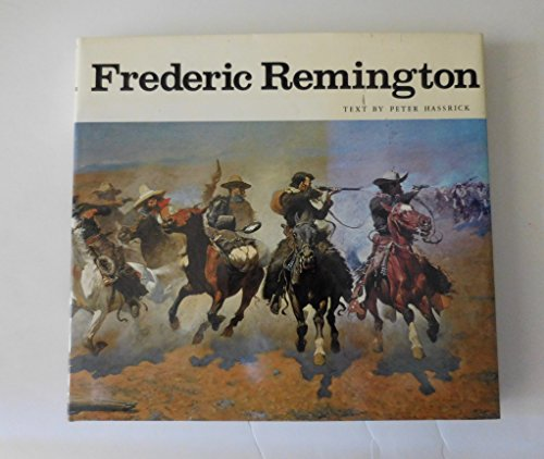 9780517628218: Frederic Remington: Paintings, Drawings, and Sculpture in the Amon Carter Museum and the Sid W. Richardson Foundation Collections