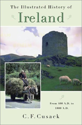9780517629147: The Illustrated History of Ireland