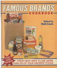 9780517631751: Famous Brands Cookbook