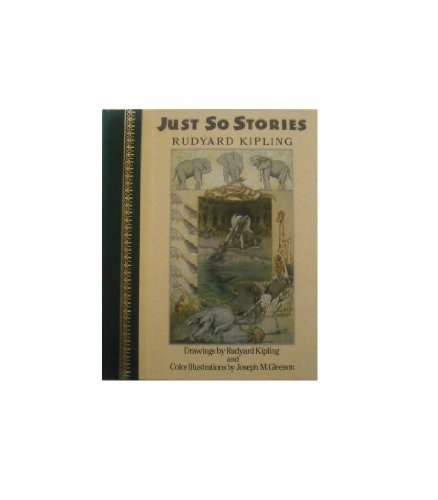 9780517631775: Just So Stories (Children's Classics Series)