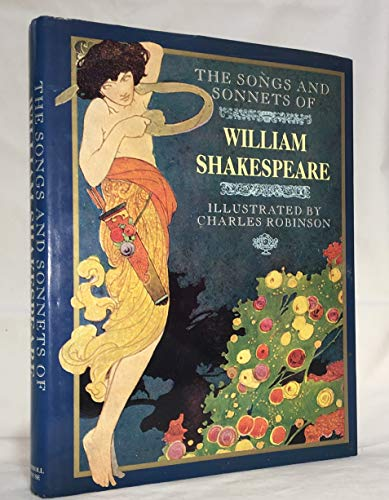 9780517631812: Songs and Sonnets of William Shakespeare