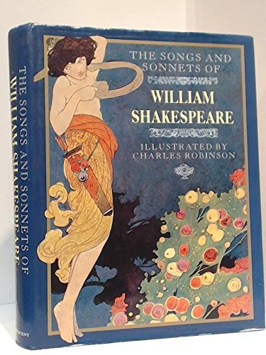 9780517631812: Songs & Sonnets Of William Shakespeare