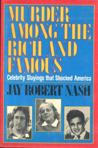 9780517632185: Murder Among The Rich & Famous