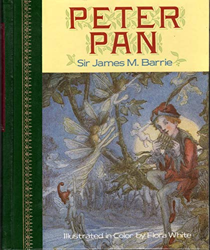 Peter Pan: Childrens Classics (Children's Classics Series): Sir James M. Barrie
