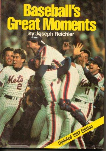Baseballs Great Moments: 1987 Edition: Rh Value Publishing