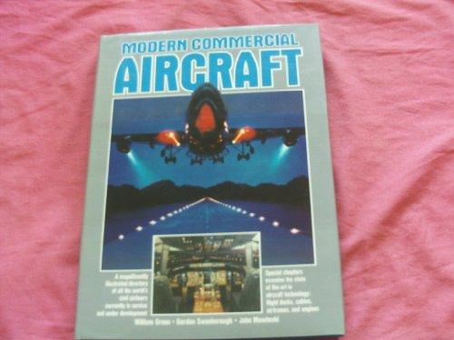 9780517633694: Modern Commercial Aircraft