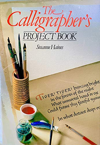 9780517634028: The Calligrapher's Project Book