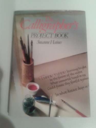 9780517634028: Calligraphers Project Book