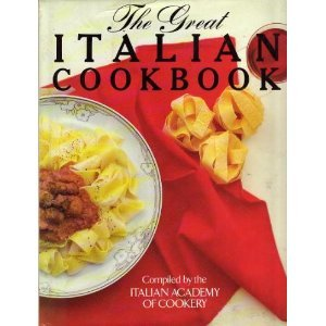 THE GREAT ITALIAN COOKBOOK