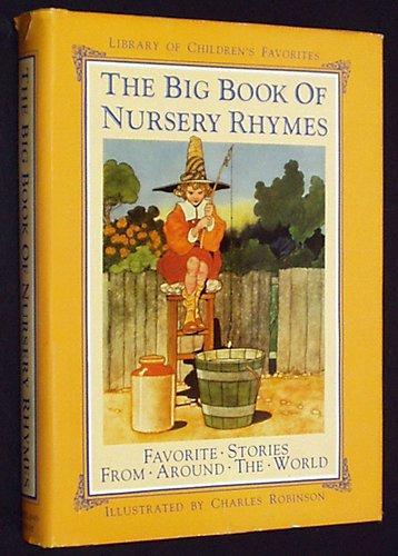 9780517637913: The Big Book Of Nursery Rhymes