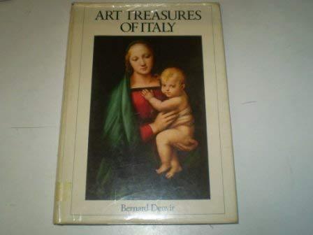9780517638804: Art Treasures Of Italy