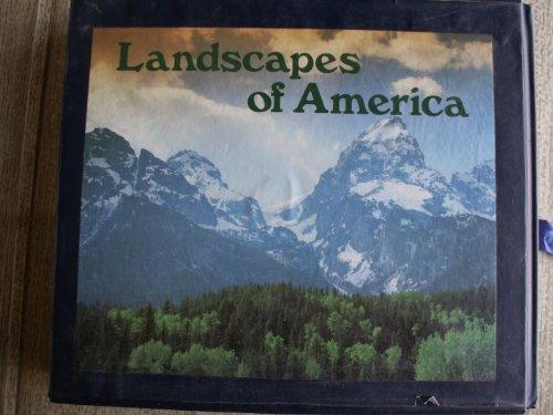 9780517639528: Landscapes Of America: 2 Volume Boxed Set