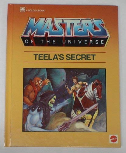 Teela's Secret (Masters of the Universe): Bryce Knorr, James